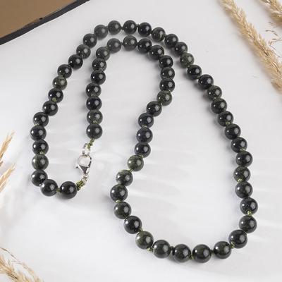 """Beads ball no. 8, via node """"Serpentine"""", 60 cm"""