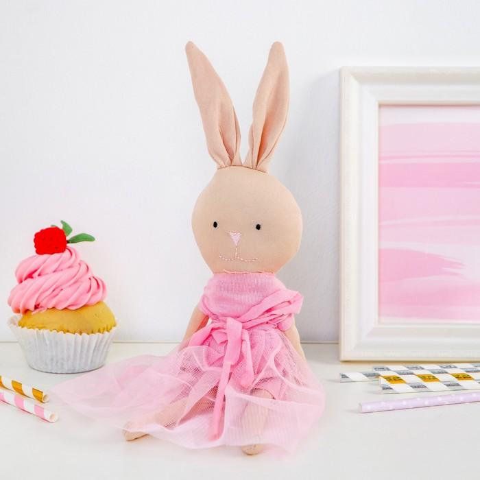 Интерьерная кукла «Очаровательная зайка»