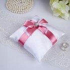 """Cushion ring """"Aphrodite"""", pink"""
