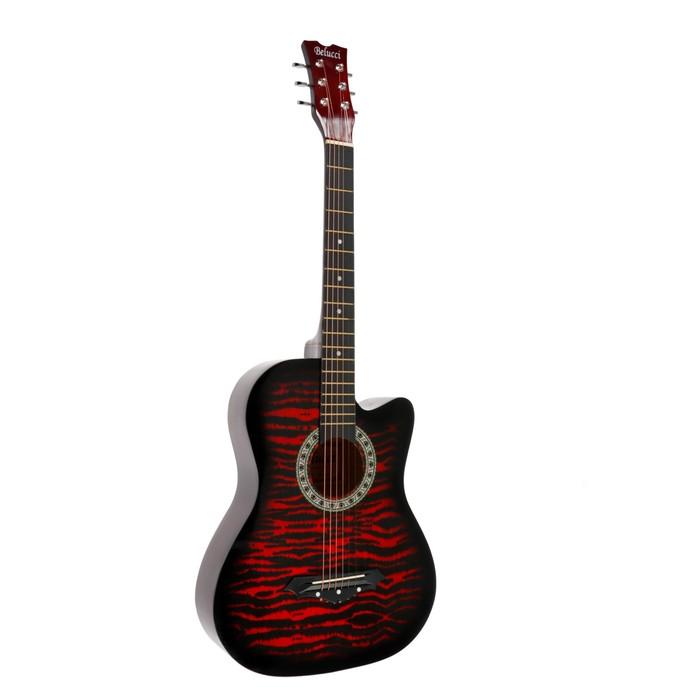 Акустическая гитара Belucci BC3830 RDS