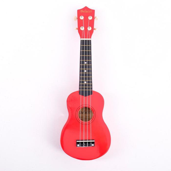 Укулеле Fabio XU21-11 RED сопрано