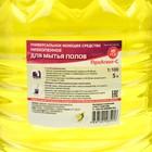 Низкопенный концентрат для мытья пола 1:100, 5 л - фото 4665770