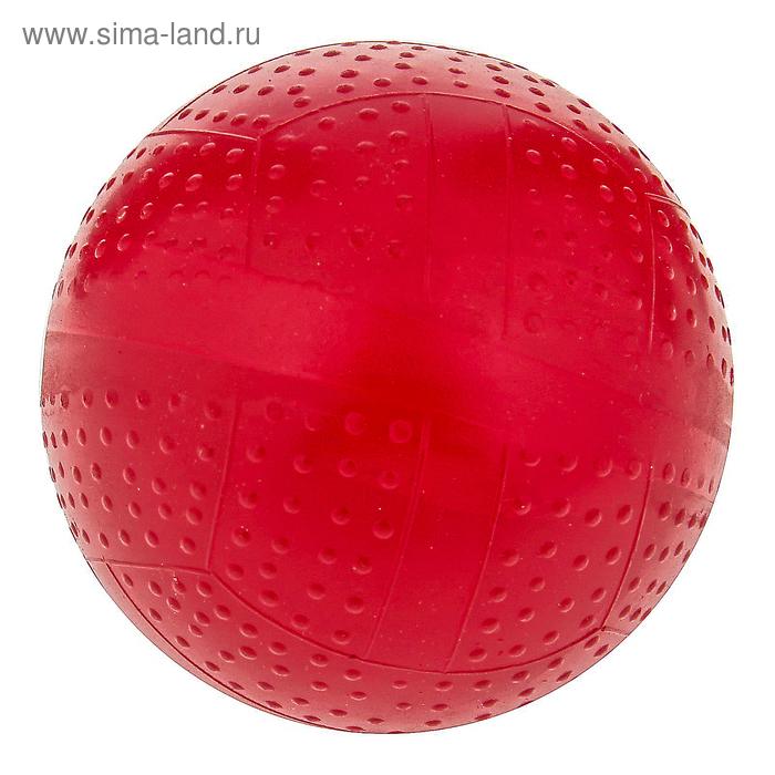 Мяч лакированный, цвета МИКС