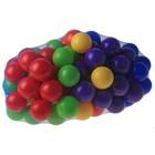 Набор мячиков 100 шт. в сетке