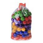 """Набор мячиков """"Мультишар"""", 150 деталей, в рюкзаке"""