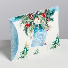 Коробка сборная фигурная «Для тебя в Новый год», 11 × 8 × 2 см в Донецке
