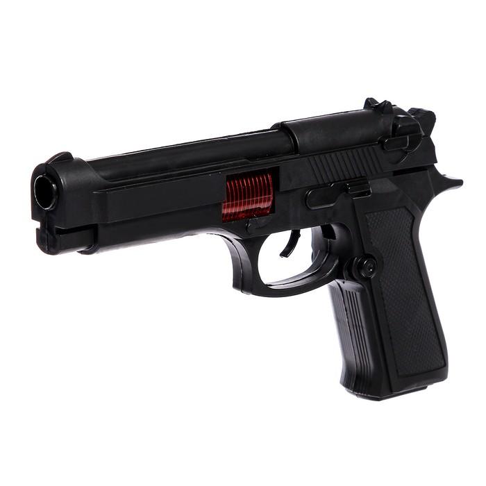 Пистолет-трещотка «Кольт» - фото 105639867