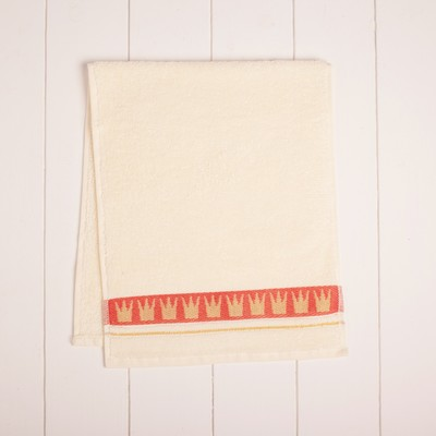 """Terry towel """"symbol of the year"""" 30x70 cm 100% cotton, 370гр/m2"""