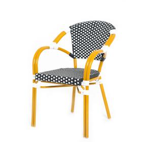 Кресло, 64 × 64 × 85 см, натуральный ротанг, CS-01-02
