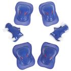 Защита роликовая OT-2030 р L, цвет синий