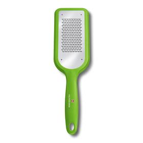 Тёрка мелкая VICTORINOX, 26 см, АБС-пластик / сталь, зелёная, в картонной коробке