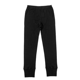 Кальсоны для мальчиков, рост 164-170 см, цвет чёрный