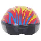 Шлем защитный детский OT-H6, размер S (52-54 см), цвет красный - фото 7391560