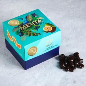 Помело в тёмном шоколаде «Мечта», в коробке, 150 г