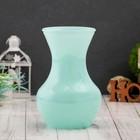 """Vase """"Hanna"""" blue d-9cm 11х18 cm"""