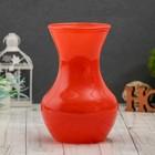 "Vase ""Hanna"" coral d-9cm 11х18 cm"