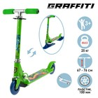 """Scooter-snow scooter winter 2 in 1 """"Dinos"""""""