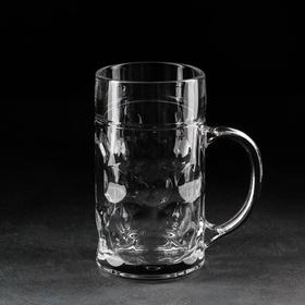 Кружка для пива «Богатырь», 1 л