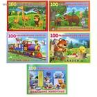 Книжки с развивающими наклейками «Домашние животные», «Зоопарк», «Лесные жители», «Летим. Едем. Плывём», «Сказки»
