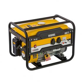 Генератор бензиновый Denzel PS 28 946824, 4Т, 7 л.с., 2800 Вт, 230/12 В, 15 л, ручной старт   456470