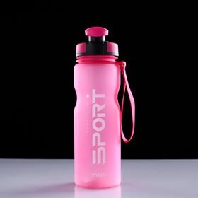 {{photo.Alt || photo.Description || 'Бутылка для воды 800 мл, с прорезиненной крышкой, 25х7.5 см, микс'}}