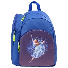 Рюкзак для художественной гимнастики Hohloma, размер 39,5 х 27 х 19 см