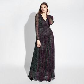 Платье женское MINAKU, цвет мульти, размер 42