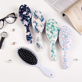 Massage comb, MIX color