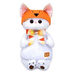 Мягкая игрушка «Ли-Ли в шапке - лисичка», 27 см