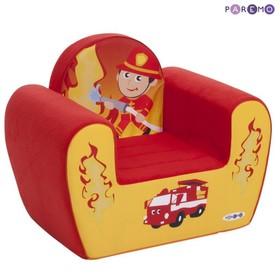 Мягкая игрушка «Кресло Пожарный»