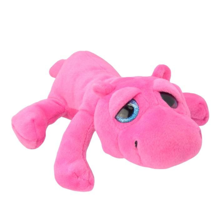 Мягкая игрушка «Бегемот», 25 см