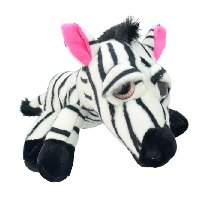 Мягкая игрушка «Зебра», 25 см