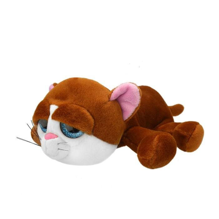 Мягкая игрушка «Коричневый кот», 25 см