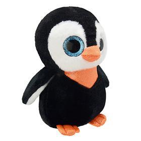 Penguin soft toy, 25 cm