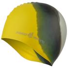 Шапочка силиконовая MULTI, M0534 01 0 06W, жёлтый