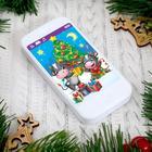 Музыкальный телефон «Ты мой подарочек», звук, работает от батареек - фото 1043886
