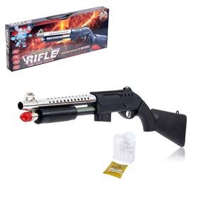 Дробовик «Терминатор», стреляет гелевыми пулями