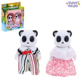 Питомцы «Крошики. Счастливая семья» панды