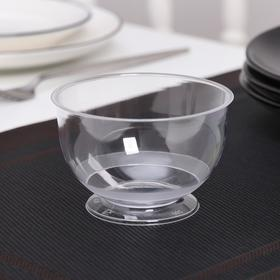 "Ramekin 200 ml ""Crystal"", color: transparent"