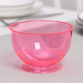 "Ramekin 200 ml ""Crystal"", color: red"