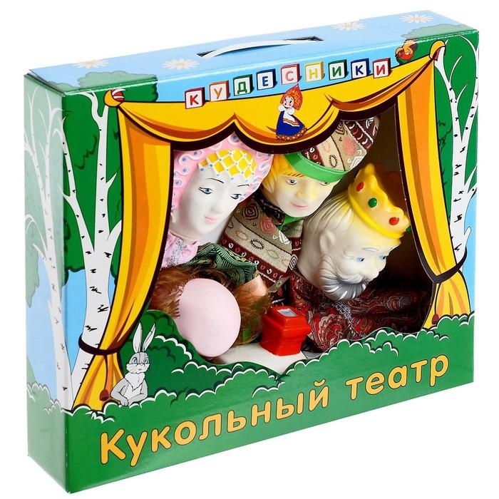 Кукольный театр «По щучьему велению» - фото 728263507