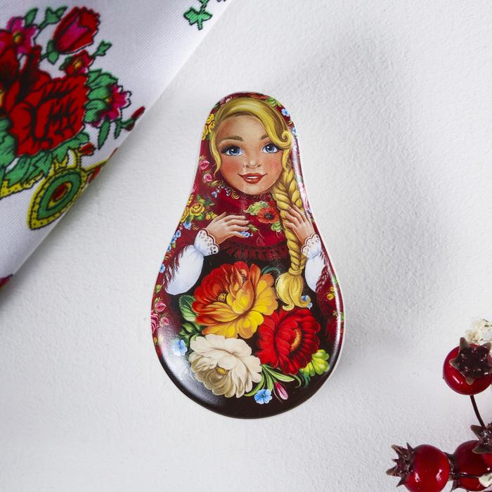 Шкатулка «Русская краса. Цветы»