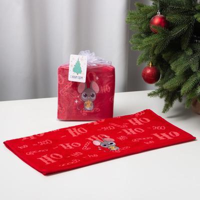 """Terry towel """"mouse"""" 50x50 cm, cotton 420гр/m2"""
