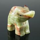 """Souvenir """"Elephant"""", 6.3 cm, onyx"""