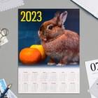 "Calendar sheet A4 ""symbol of the year - 2020 - 6"""