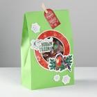 Пакет подарочный «Улыбка», набор для создания, 15.5 × 28.5 см