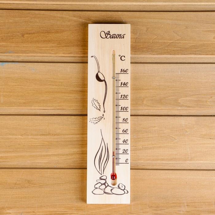 "Термометр ""Sauna"", для бань и саун, микс"