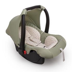 Автолюлька Happy Baby Skyler V2, группа 0+, вес 0-13 кг, цвет green