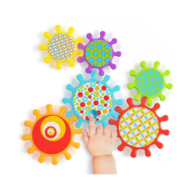 Набор развивающих игрушек Happy Baby Mechanix, 9+ месяцев, 6 шт.