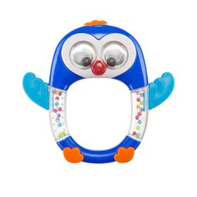 Музыкальная погремушка Happy Baby Penguin Lo-Lo, от 3 месяцев